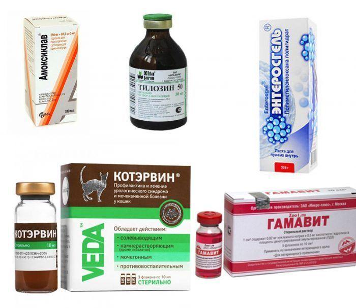 Препараты при коронавирусе