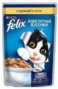 Феликс С курицей