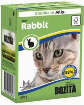 Корм Бозита Желе с кроликом