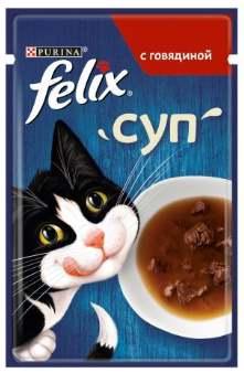 Суп с говядиной от Феликса