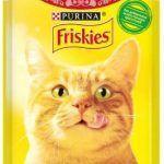 Фрискис с языком