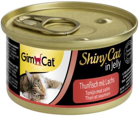Корм GimCat тунец и лосось