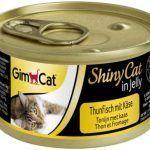 Корм GimCat тунец и сыр