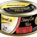 Корм GimCat филе тунец лосось