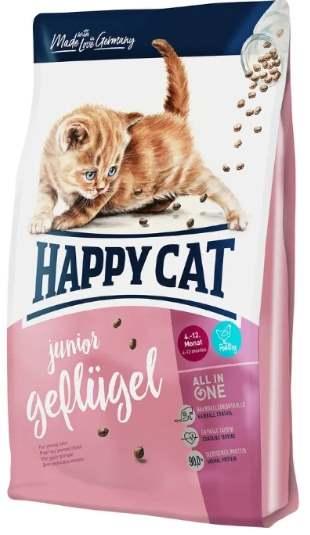 Корм для котят Junior Geflugel