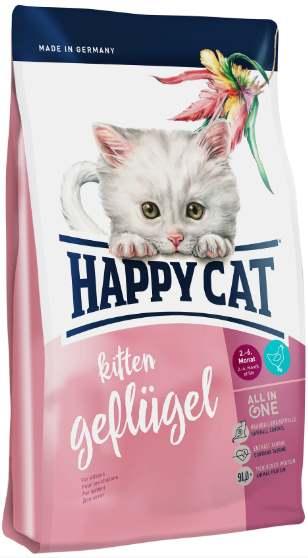 Корм для котят Kitten Geflugel