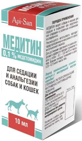 Препарат Медитин