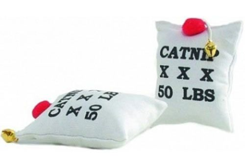 Мешочки для кота