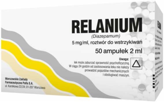 Препарат Реланиум