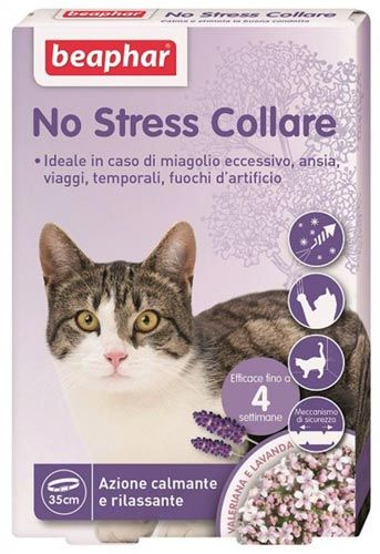 No stress collar Beaphar
