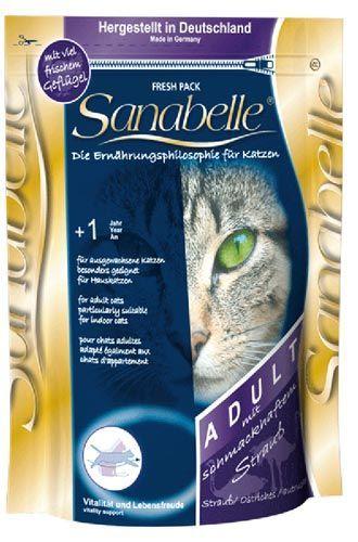Sanabelle лакомство для кошек