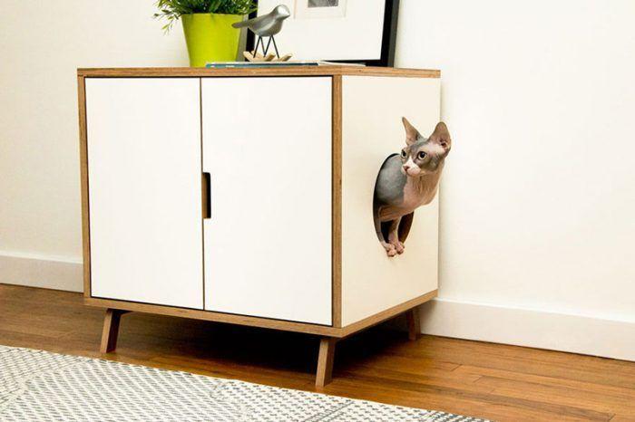 Домик в шкафу