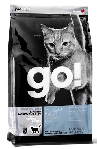 GO для кошек