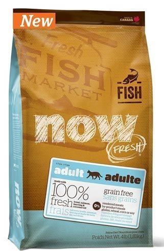 Корм со вкусом рыбы