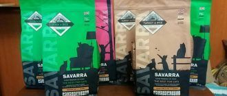 Саварра корма