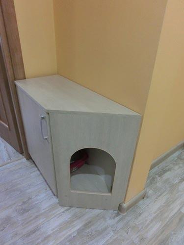 Туалет-тумба