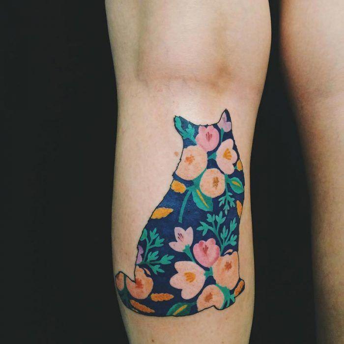 Из цветов