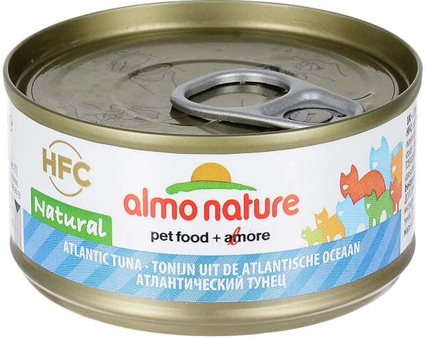Влажный корм AlmoNature