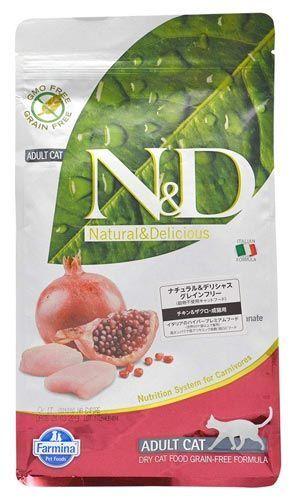 Farmina ND Cat Chicken & Pomegranate Adult