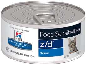 Корм влажный Food Sensitivities