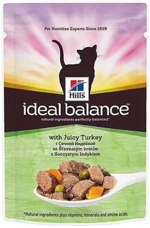 Ideal Balance с индейкой