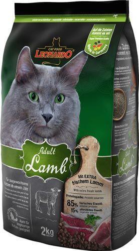 Leonardo Adult Cat Lamb