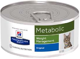 Консервы Metabolic Feline