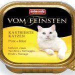 Консервы Vom Feinsten с индейкой и сыром