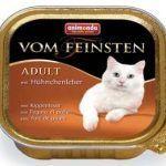Консервы Vom Feinsten с куриной печенью