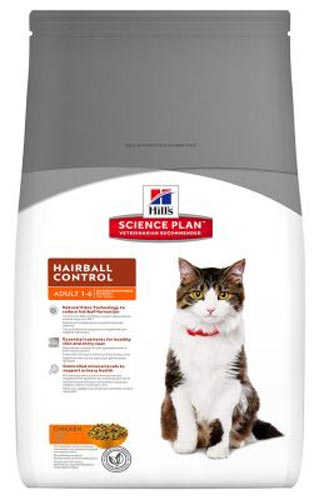 Hairball control