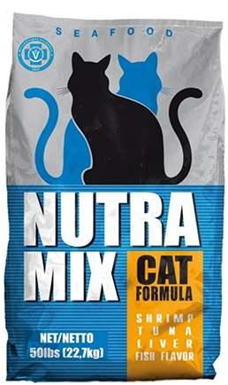 Корм для кошек Nutra Mix