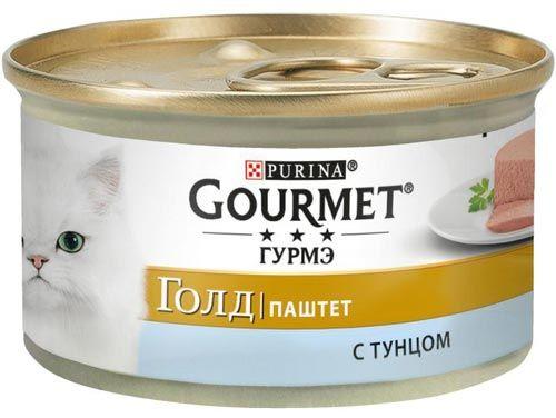 Голд Паштет тунец