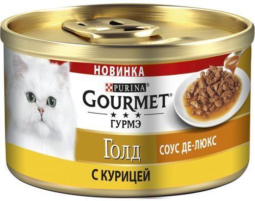 Голд Соус-де-Люкс курица