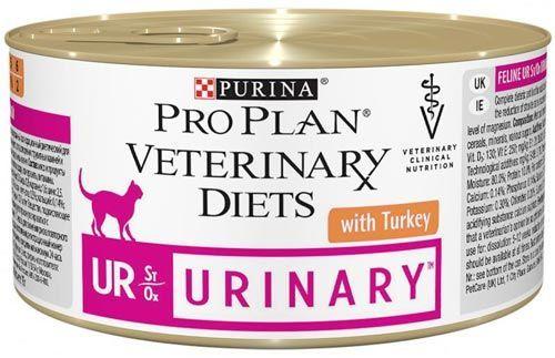 Влажный корм UR ST/OX Urinary