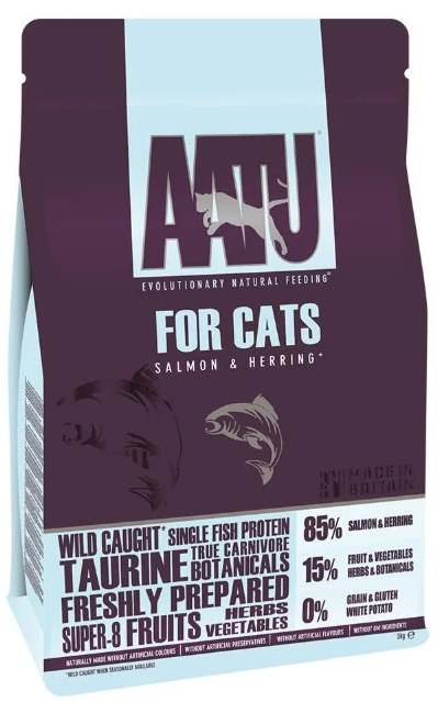 Корм aatu для кошек