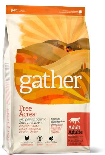 Органический корм Gather