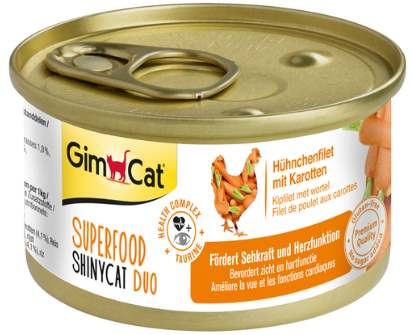 Корм GimCat Superfood для кошек