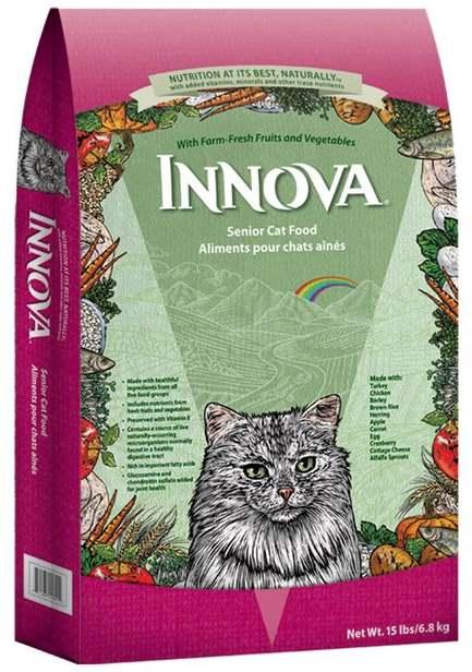 Корм Innova для кошек