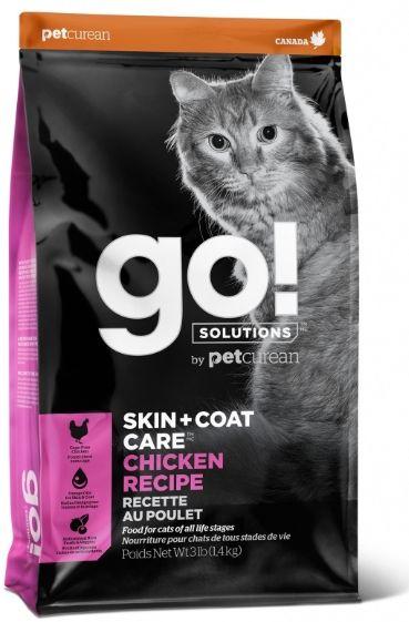 Корм Skin+Coat care для кошек