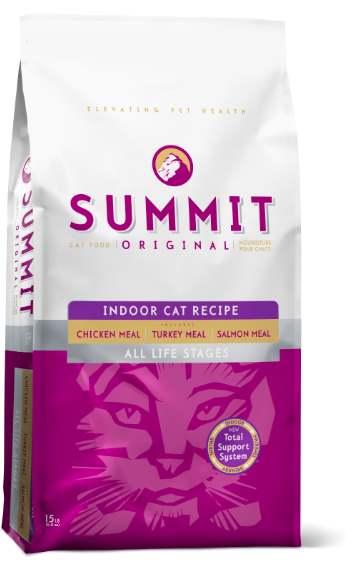 Корм summit для кошек