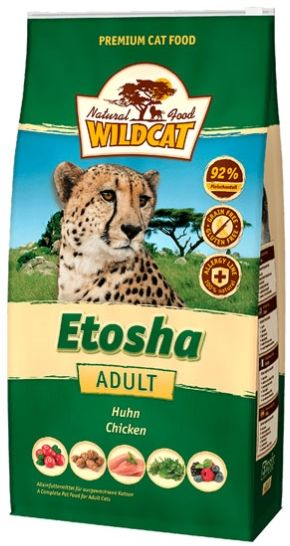 Корм etosha для кошек