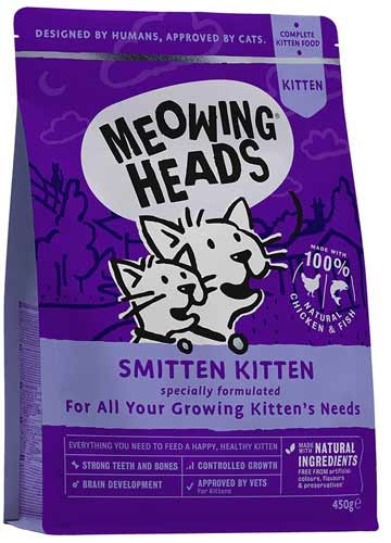 Meowing (Barking) Heads