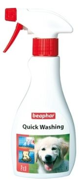 Экспресс-шампунь, Quick Washing для кошек