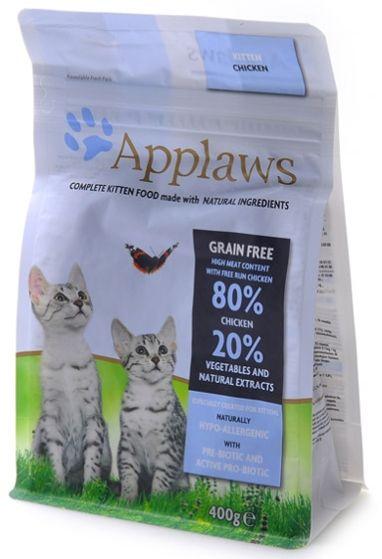 Корм Applaws Kitten Chicken Grain Free