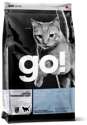 Корм для кошек Sensitivity + Shine Grain Free Pollock Cat Recipe