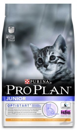 Упаковка корма ProPlan Junior