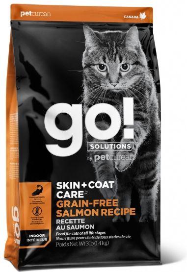 Корм для кошек Skin+Coat care Grain-Free