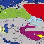 Места обитания Туркестанская рысь