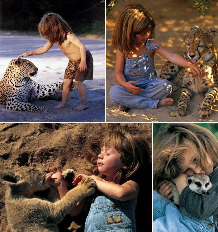 Типпи и животные