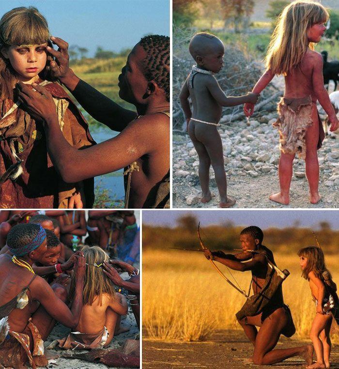 Общение с аборигенами